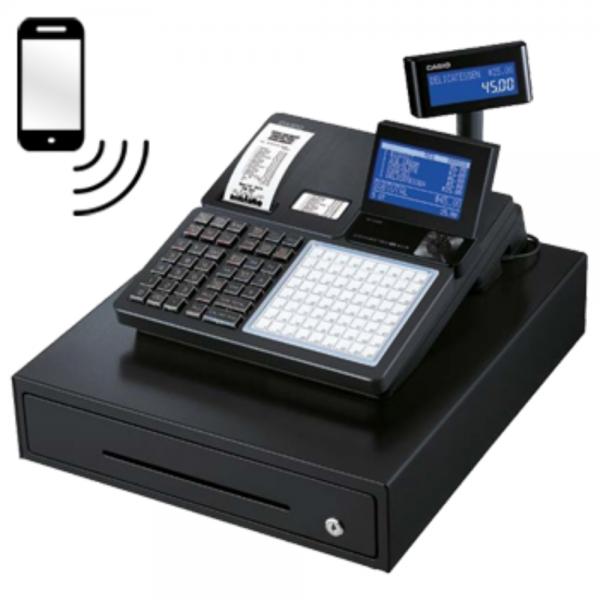 Casio SR-C4500 Cash Register