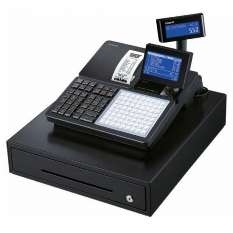 Casio SR-C550 Cash Registers