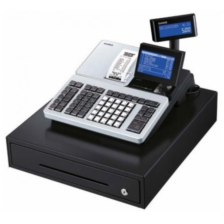 Casio SR-S500 Cash Register