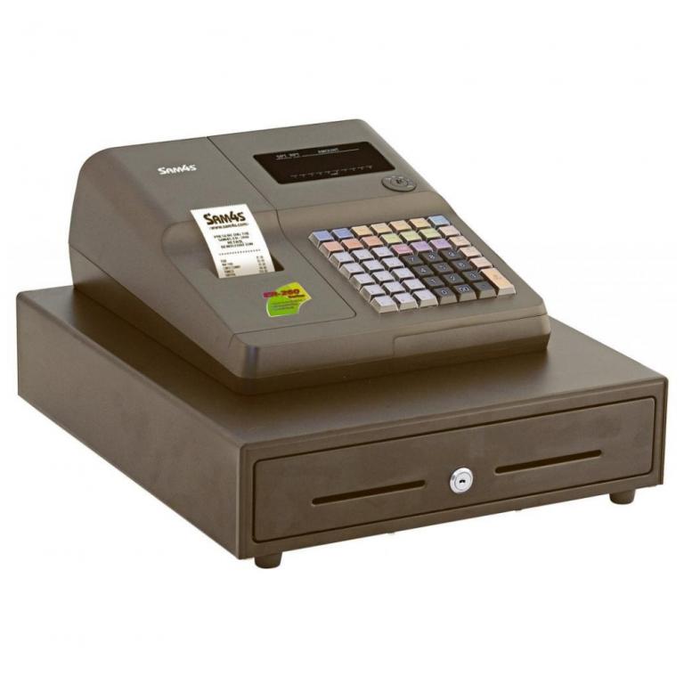 Sam4s ER-260BEJ Cash Register