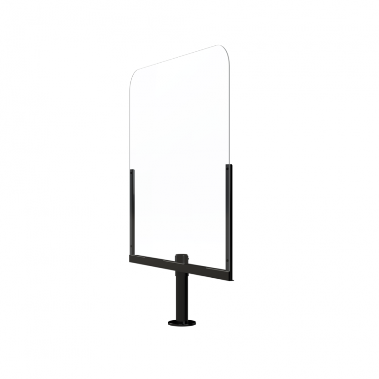 SBV Protective Plexy (comprising Pole [P200] / Plexiglass)
