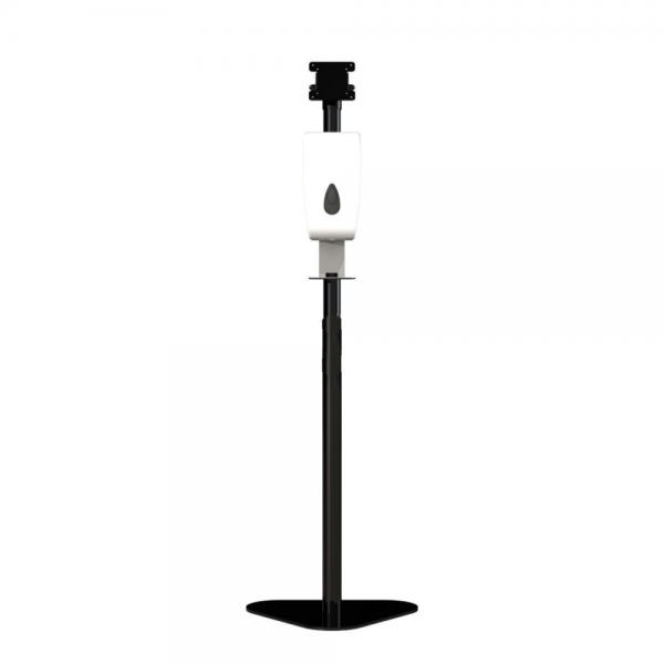 SBV Floor Stand Automatic Hand Sanitiser with Vesa Holder [75/100]