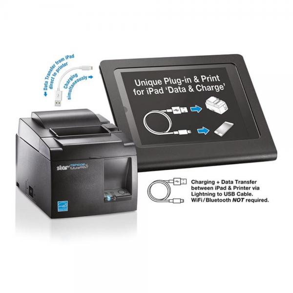 Star TSP143III U USB Thermal Receipt ePOS - mPOS Printer