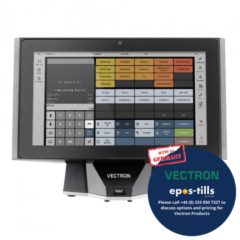 Vectron POS Touch 14 Wide Screen