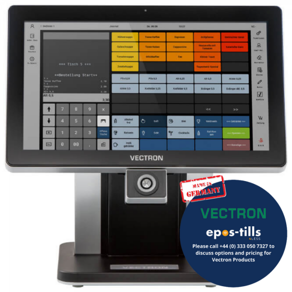 Vectron POS Touch 15 II Wide Screen