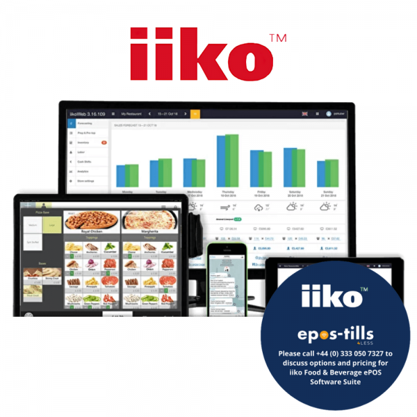 iiko Food & Beverage ePOS Software Suite