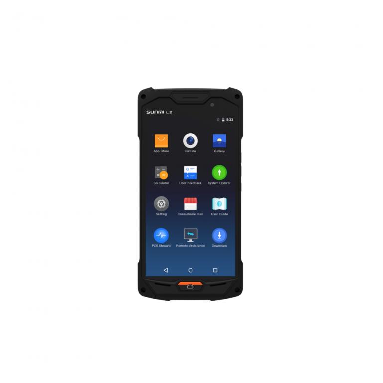 SUNMI L2 T8900 Handheld Android ePOS-mPOS Terminal