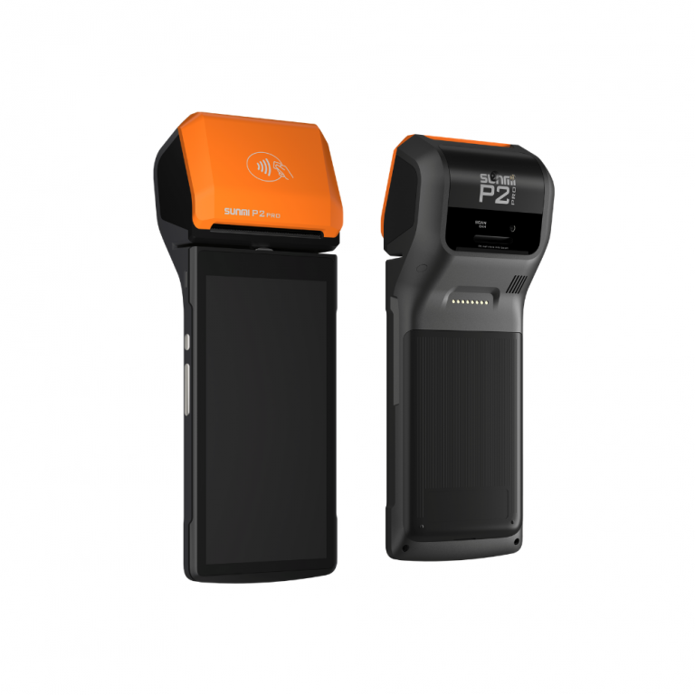 SUNMI P2 PRO Handheld Android ePOS-mPOS Terminal