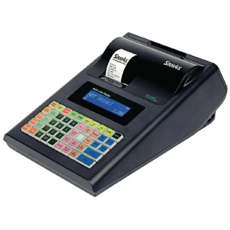 Sam4s 230 BEJ Portable Cash Register