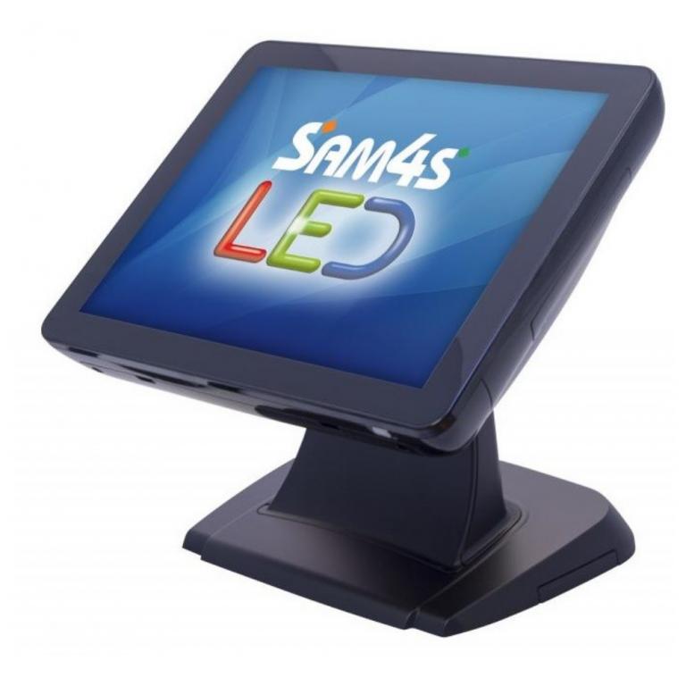 "Sam4s SPT-4856 15"" Touch Screen ePOS Terminal"