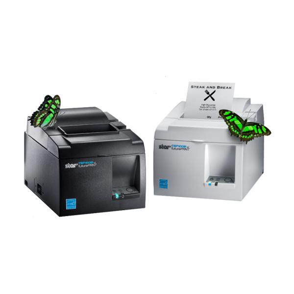 Star TSP143III ECO-USB Thermal Receipt ePOS - mPOS Printer