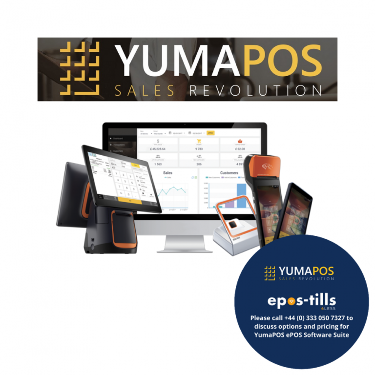 umaPOS Android Hospitality ePOS Software Suite