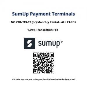 SumUp Card Payment Terminals